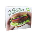 TJs veggie burger